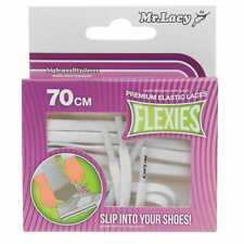 Mr Lacy Flexies elastische Schnürsenkel Gummisenkel 70cm 90cm und 110cm z2042