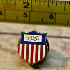 USA Flag Small Olympics Pin Tie Tack