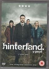 HINTERLAND Y GWYLL season one - DVD