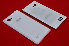 Original LG P880 Optimus 4X HD Akkudeckel Rückschale Backcover NFC Antenne Weiß