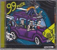 2 CD ♫ Audio Box Set 99 POSSE • NA 99 10° nuovo sigillato
