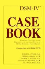 DSM-IV Casebook : A Learning Companion to the Diagnostic and Statistic