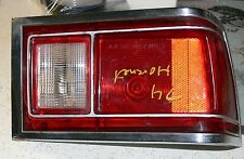 1973 1974 AMC Hornet Right Side Tail Light assembly,complete,Nice.Fast shipping!