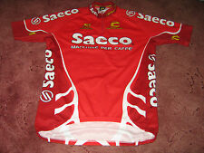SAECO CANNONDALE ITALIAN CYCLING JERSEY [XL]..