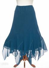 Full Length Polyester Fishtail Skirts for Women
