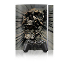 Skin for Sony PS3 Console Skin - Skull Wrap - Sticker Decal