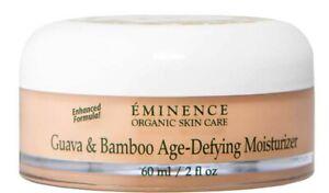 Eminence Guava and Bamboo Age-Defying Moisturizer 2 oz