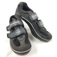 Specialized Women's Cycling Bike Shoes Size 6 EU 38 Black Reflective 6102-3038