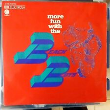 THE BEACH BOYS 2XLP MORE FUN WITH GERMANY VG++/VG++