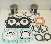 Seadoo 951 Plat. Piston Top End Rebuild Kit PWC 010-819-14P  1mm SIZE 290888570