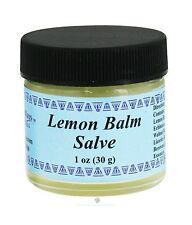 Lemon Balm Salve 1 oz. Free Shipping