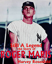NEW Roger Maris: A Title to Fame by Harvey Rosenfeld