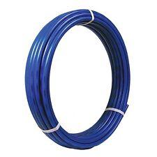 """Flexible bleu alimentaire 10 mètres - osmoseur- réfrigérateur américain- 1/4"""""""