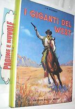 sherman I GIGANTI DEL WEST ( 1968 ) western PICCOLI EDITRICE