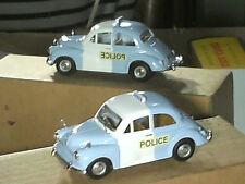MORRIS MINI MINOR ENGLISH POLICE 1958/ VANGUARD CORGI