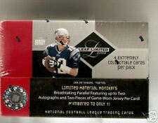 2004 Leaf Limited Football Hobby Box