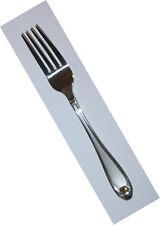 ONEIDA SATIN GARNET 8 DINNER FORKS (aka place fork)~~NEW~(multi available)