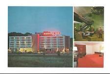 LANHAM MD Ramada Inn Hotel Vtg Maryland Postcard