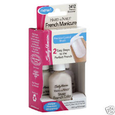 Sally Hansen Hard As Nails French Manicure Set French Shimmer 3412