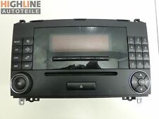 MERCEDES w169 a-KL 04-08 AUTORADIO CD-Radio Audio 20 2-din a1698204789