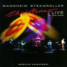 Mannheim Steamroller Christmas Live by Chip Davis~FREE SHIPPING