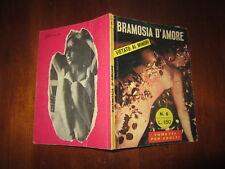 BRAMOSIA D'AMORE N°5 COLLANA JOHNNY IL CAPELLONE ANNO I° OTTOBRE 1970