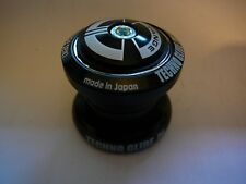 "Tange Seiki DL Threadless 1 1/8"" Ahead Headset Bike Cycle Stem forks Black"