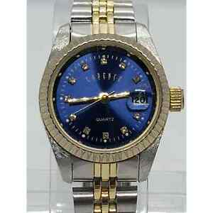 Cadence 26708 Womens 25mm Two Tone Watch