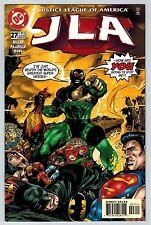 JLA #27 1999 (C6329) DC Comics Superman Batman Wonder Woman Flash Green Lantern