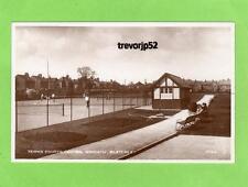 Tennis Courts  Bletchley  Nr Milton Keynes unused RP pc Valentines Ref A870