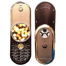 New Motorola Aura R1 Diamond Edition + 18k Gold Body 2GB Factory Unlocked 2G GSM