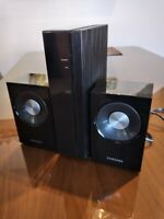 Samsung Pair Of Rear Speakers - Model PS-RC6600+SWA-5000 WIRELESS SURROUND