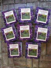 Gardening Made Easy Books Reference, Set of 8, Flowers Veggies Shrubs Fruit Vine