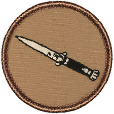 Awesome Boy Scout Patches - The Switchblade Patrol Patch (#576)