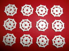 LEGO STAR WARS  12 Parabolic Ringe  / runde Bauplatten 2x2 Noppen   NEUWARE
