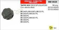 TAPPO SERBATOIO DECESPUGLIATORE ZENOAH KOMATSU RED MAX BK 3500 4300 4301 4500 FL