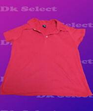 Gap 100% cotton Red Kids T-shirt