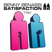 Benny Benassi Satisfaction (2003, #zyx9649) [Maxi-CD]