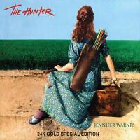Jennifer Warnes - The Hunter 24k GOLD CD NEW / DELUXE PACKAGING Leonard Cohen
