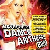 Dave Pearce Dance Anthems 2007 Box set - 3xCD 60 Tracks