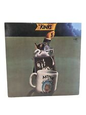 THE KINKS Arthur Or The Decline & Fall Of British Empire LP Reprise RS 6366