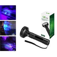 100 LEDs UV LED Taschenlampe Schwarzlicht, Haustiere Urin-Detektor Handlampe
