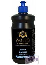 Wolf's Chemicals Nano Sealing Polish (Shine & Seal) - 500ml Long Lasting Shine