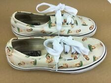 RARE Vans Authentic Digi Hula Girl Dashboard Toy Men's 5.5 Shoes Woman's 7