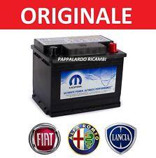 BATTERIA AVVIAMENTO ORIGINALE Mopar Fiat Alfa Romeo Lancia Start Stop 60AH 500A