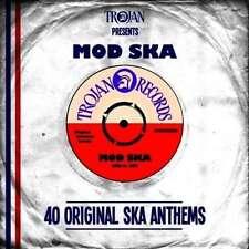 CD de musique ska, vendus à l'unité