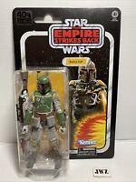 Hasbro Star Wars Boba Fett Black Series 40th Anniversary Empire Strikes Back - 3