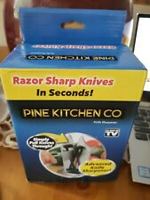 Advanced Knife Sharpener. Sharpens in Seconds, As seen on Tv