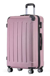 BEIBYE Koffer Hartschalen Trolley Kofferset Reisekoffer  M-L-XL-Set in 20 Farben