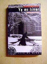 Livre Policier Ys en hiver Terre de Brume Martial Caroff /Z96